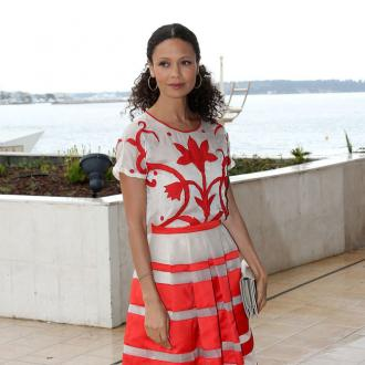 Thandie Newton's Kids Don't Like Fame