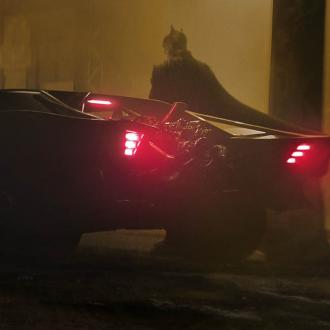 Matt Reeves unveils new Batmobile for The Batman