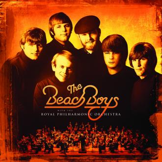 Beach Boys announce orchestra album
