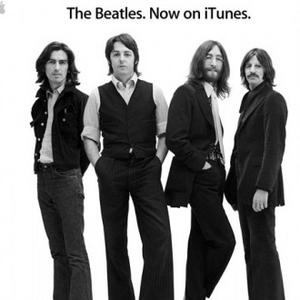 The Beatles Added To Itunes