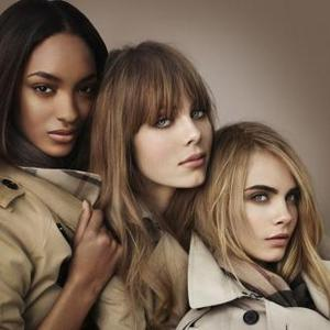 Burberry Beauty's Iconic Campaign