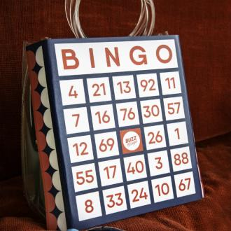 Buzz Bingo launch cut-price version of Lulu Guinness bag