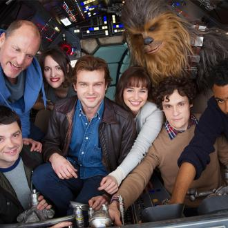 First look at Han Solo spin-off movie