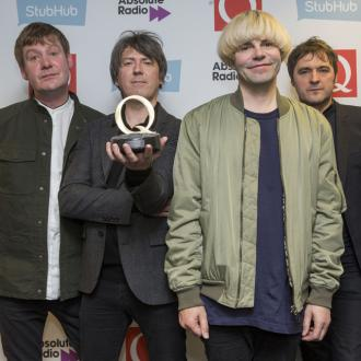 The Charlatans' new LP features Paul Weller and Johnny Marr