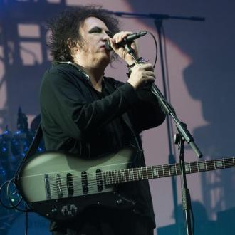 The Cure close Glastonbury festival