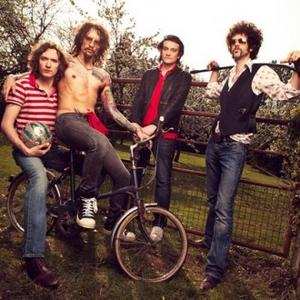 The Darkness Finishing Comeback Record