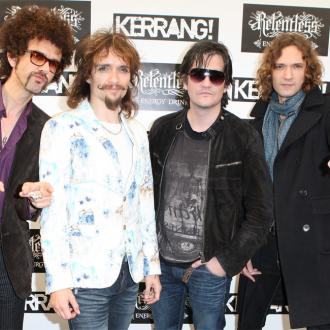 The Darkness to release live album this year