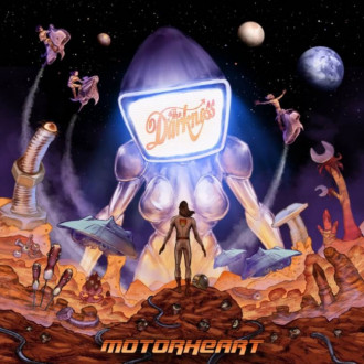 The Darkness announce new album Motorheart