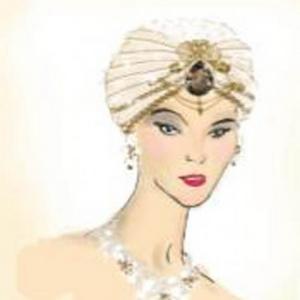 Elizabeth Taylor To Wear Diamond Wedding Turban