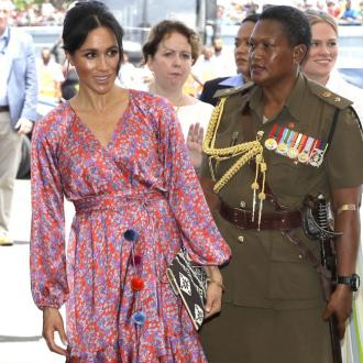 Duchess Of Sussex Rushed From Market Amid 'Crowd Management Fears'