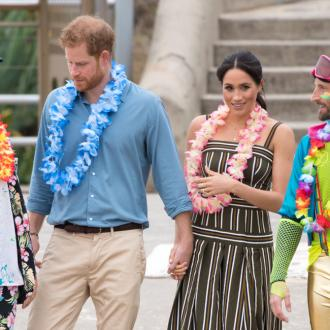 Duchess Meghan wears chic maxi dress on Bondi Beach