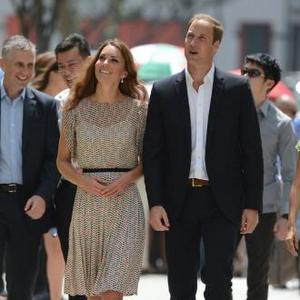 Prince William Vows To Protect Catherine