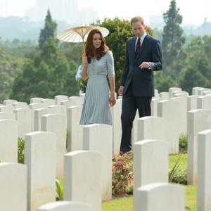 Duke And Duchess Determined To Enjoy Asia Trip