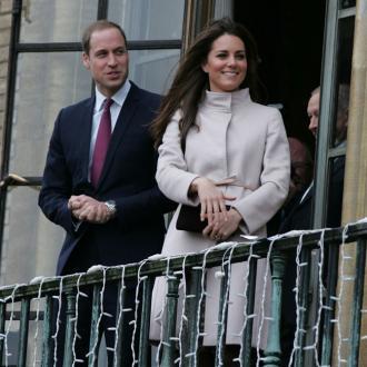 Duchess Given Designer Coat Tribute