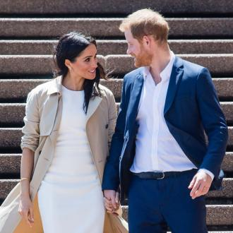 The Duke and Duchess of Sussex get royal beer