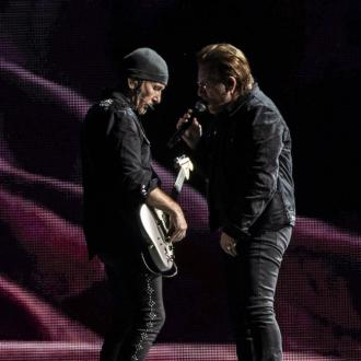U2 were working on new music before Covid-19 hit