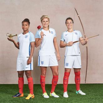 Lionesses Wants Soccer Playing Disney Princess