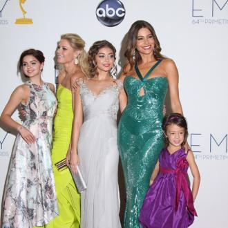 Modern Family Sweeps Board At Emmys