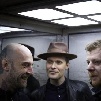 The Fratellis announce new album Half Drunk Under A Full Moon