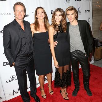 Cindy Crawford values her family