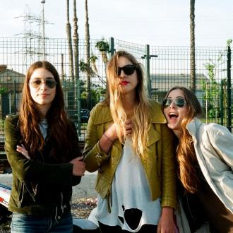 Haim Recorded Jacko Sounding Track