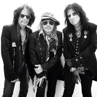 The Hollywood Vampires Announce New Album