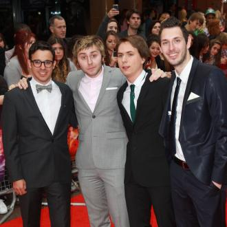 The Inbetweeners cast become their characters