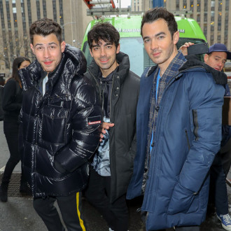 Jonas Brothers join forces with Marshmello on first song of 2021
