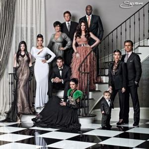 Kardashian Christmas Card For 2010 Is Revealed