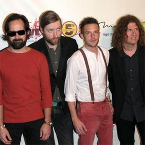 The Killers Open Hard Rock Calling