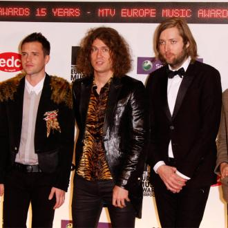 The Killers Guitarist Sick Of Tours
