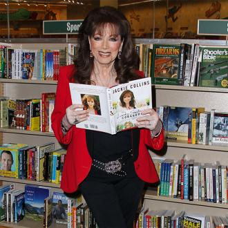 Jackie Collins avoided her doctor for two years
