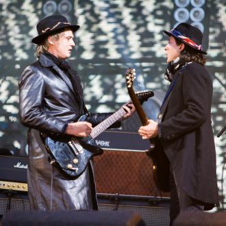 Pete Doherty is 'OK', say The Libertines