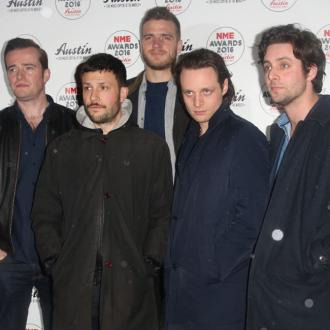 The Maccabees 'emotional' about split