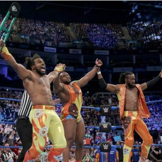 New Day 'Indifferent' To Hulk Hogan's Wwe Return
