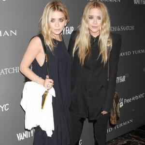 Olsen Twins Won't Use Faces For Fashion Line