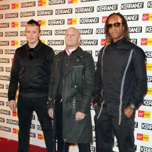 The Prodigy Support 'Self Sufficient' Dance Music