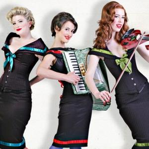 The Puppini Sisters Want Tinie Track