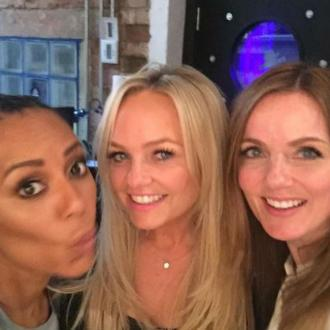 Mel B reveals Spice Girls recording plans