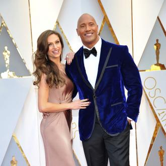 The Rock weds in secret ceremony