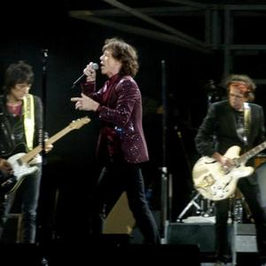 Rolling Stones Guitarists Ready To Tour