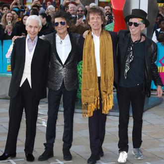 The Rolling Stones working on originals album