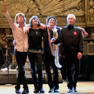 Rolling Stones To Headline Glastonbury?