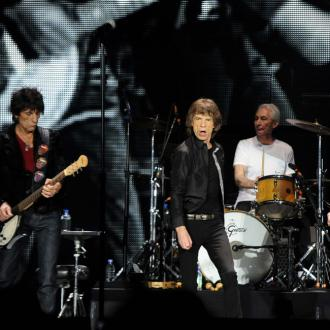 The Rolling Stones Contemplating Sticky Fingers For Tour