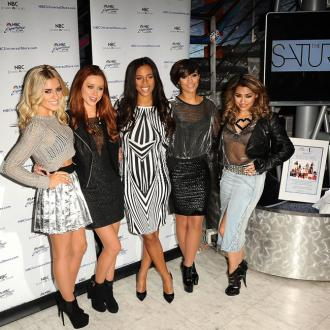 The Saturdays Don't Want Kardashian Comparisons