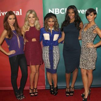 The Saturdays Thrilled For Engaged Frankie Sandford