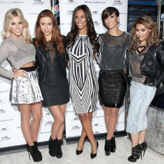 The Saturdays Love High Street Fashion