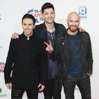 The Script are done with partying