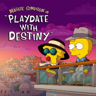 Simpsons special Playdate With Destiny coming to Disney+