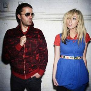 The Ting Tings Turn Goth Pop